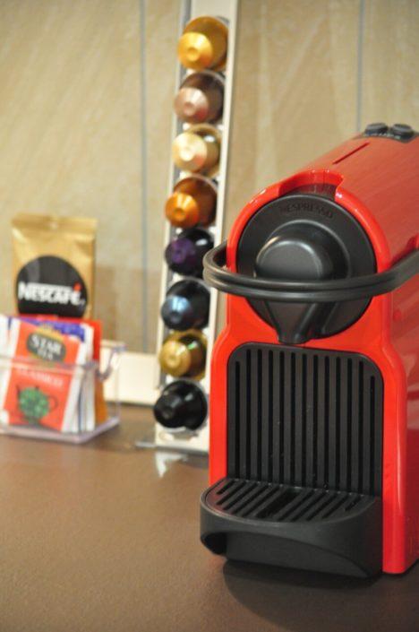 Macchina caffè Camera Doppia Comfort