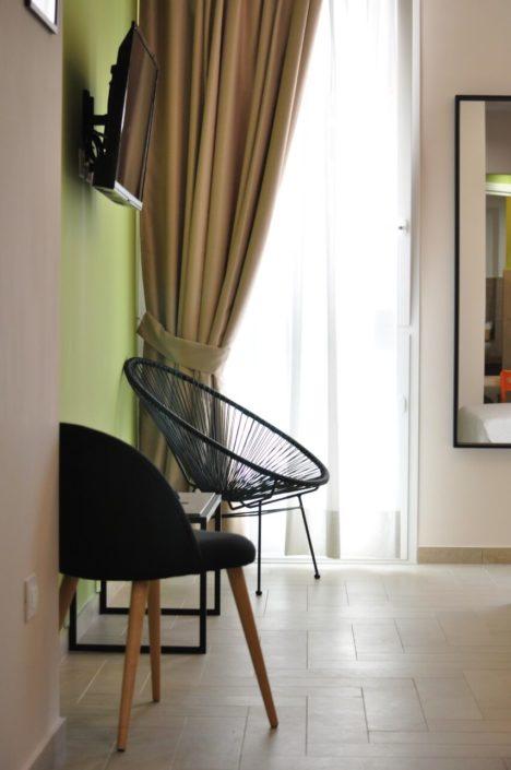 Ornamenti camera Suite